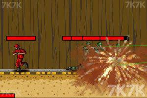《军事战役之地下风暴3》游戏画面2