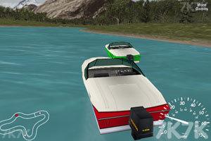 《船艇大赛》游戏画面4