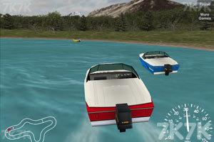 《船艇大赛》游戏画面2