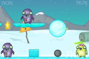 《企鹅战僵尸》游戏画面6