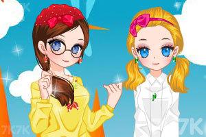 《秋天里的美少女2》游戏画面3