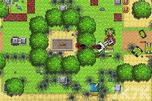 《超级坦克战役2》游戏画面5