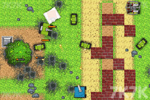《超级坦克战役2》游戏画面6