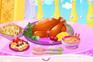 《索菲亚的感恩节火鸡》游戏画面1