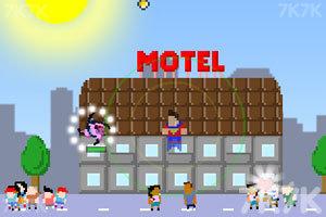 《超级假超人》游戏画面2