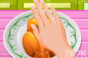 《感恩节的火鸡大餐》游戏画面2