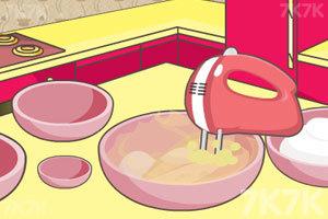 《米娅草莓芝士蛋糕》游戏画面2
