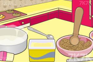《米娅草莓芝士蛋糕》游戏画面3