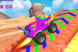 《野兽怪物卡车》游戏画面2