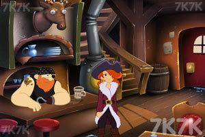 《玛赛拉船长的冬季仙境》游戏画面2