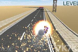 《斗牛赛车挑战》游戏画面1