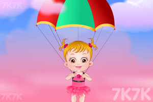 《可爱宝贝仙境芭蕾》游戏画面3