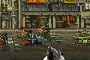 《二战阻击战》游戏画面1