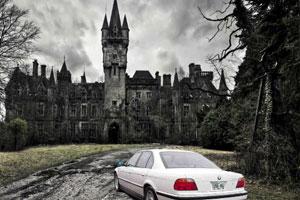 《亚斯列城堡逃脱》游戏画面1