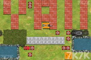 《动荡坦克》游戏画面2