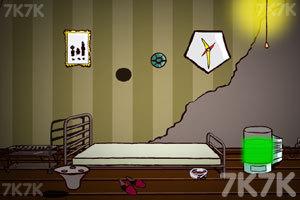 《神秘地下室逃脱》游戏画面3
