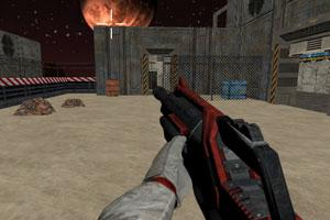 《外太空基地战斗》游戏画面3