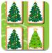圣诞树记忆卡