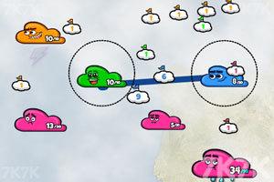 《云团争夺战圣诞版》游戏画面1