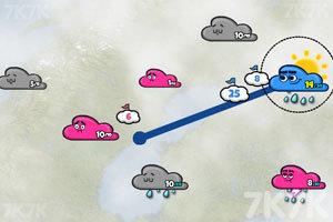 《云团争夺战圣诞版》游戏画面4