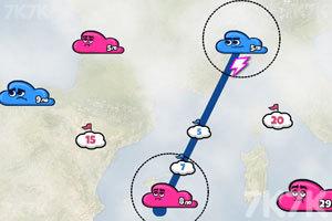 《云团争夺战圣诞版》游戏画面3