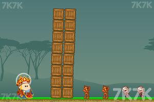 《西游胖记》游戏画面2