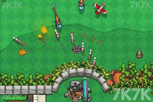 《导弹防御基地》游戏画面3
