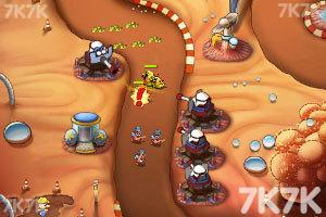 《生命保卫战无敌版》游戏画面5