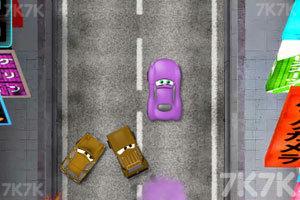 《汽车总动员飞车》游戏画面3