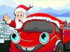 圣诞老人运礼物