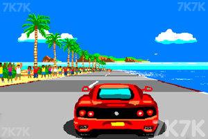 《环岛赛车竞速赛》游戏画面1