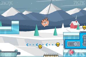 《水坑里的小猪3》游戏画面3