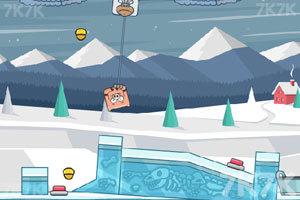 《水坑里的小猪3》游戏画面4