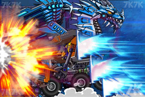 《组装机械挖掘机》游戏画面3