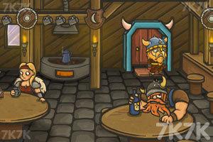 《蘑菇王的诅咒》游戏画面3