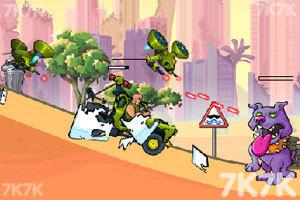 《武装越野车2中文版》游戏画面5