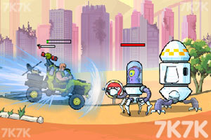 《武装越野车2中文版》游戏画面2