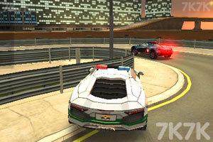 《迪拜警车竞速赛》截图1
