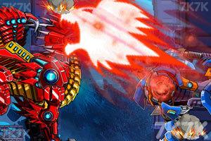 《组装铁血狮子王升级版》游戏画面2