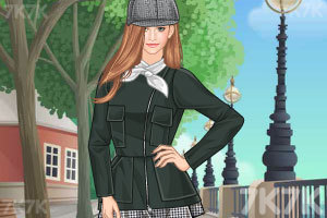 《爱打马球的姑娘》游戏画面2