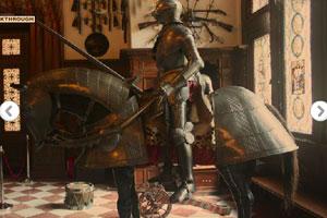 《逃离佩莱斯城堡》游戏画面1