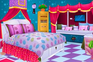 《花纹房间逃脱》游戏画面1