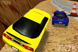 《3D超音速赛车》游戏画面3