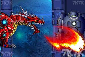 《组装超能英雄》游戏画面2