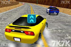《3D超音速赛车无敌版》游戏画面3