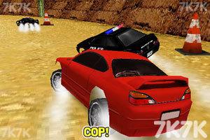 《3D超音速赛车无敌版》游戏画面4
