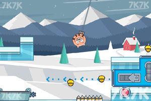 《水坑里的小猪3选关版》游戏画面4