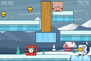 《水坑里的小猪3选关版》游戏画面5