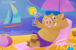 《小猪猪快跑》游戏画面4