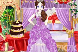 《森迪公主的寒假派对》游戏画面2